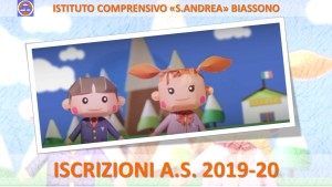 ISCRIZIONI 201920