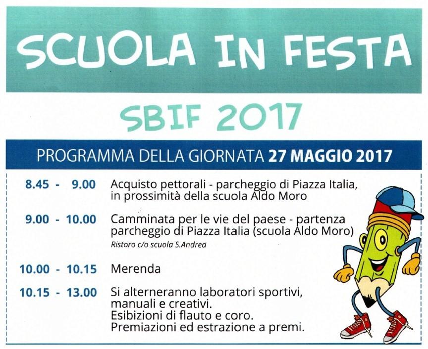 SBIF 2017