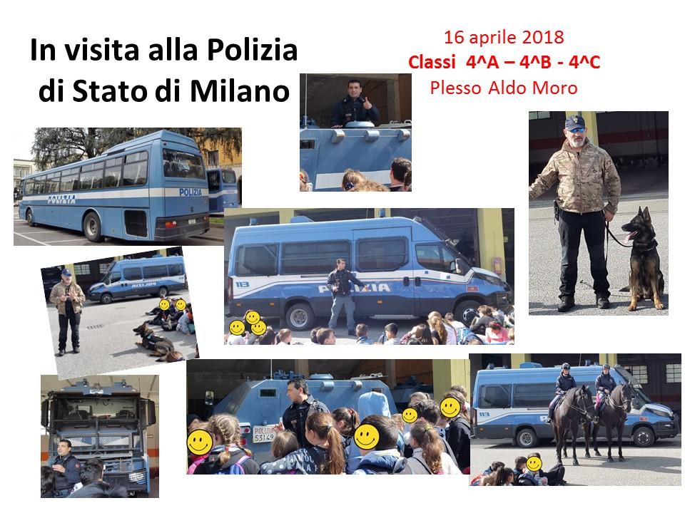 Polizia di Stato - 16.04.2018 - 4ABC A.M.