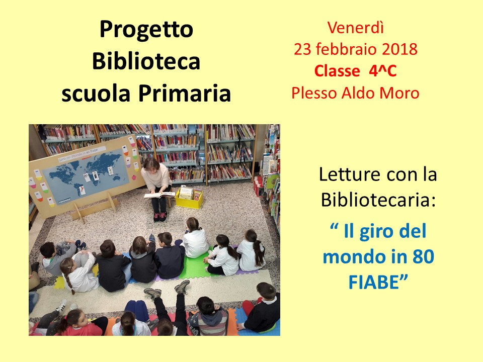 Progetto Biblioteca - 23.02.2018